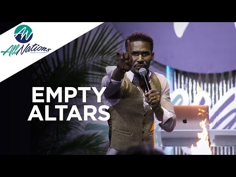 Let Us Pray | Dr. Matthew Stevenson - Empty Altars