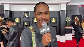 Steve Lacy Talks Grammy And The Internet's Staying Power | #VIBEonSite