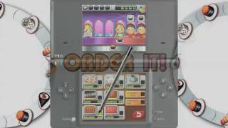 Sushi Go Round - Nintendo DS Gameplay Trailer