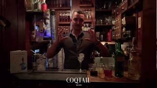 Ricetta Cocktail - Il Marinaio sbagliato di Flavio Angiolillo al Backdoor 43