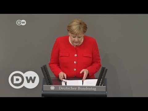 Chancellor Angela Merkel condemns xenophobic attacks | DW English