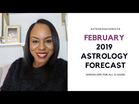 AstroFashionista's February 2019 Forecast