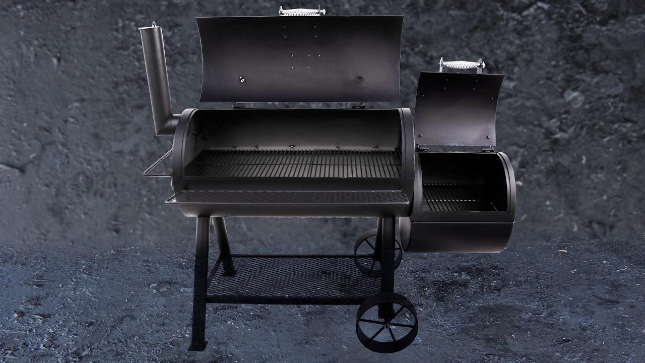 Oklahoma Joe's® Longhorn Offset Smoker