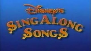 Disney Sing Along Disneyland Fun HD