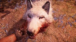 Far Cry Primal по хардкору Охота на Ледоволка
