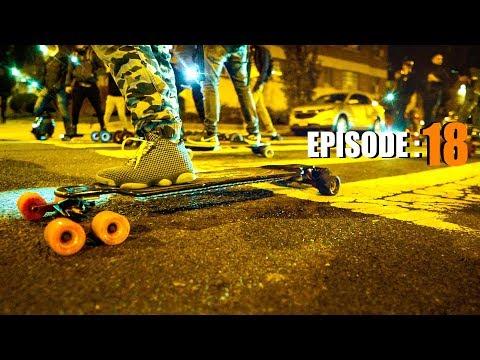 The NYC Electric Skateboard crew goes to Washington! Hello DCESK8
