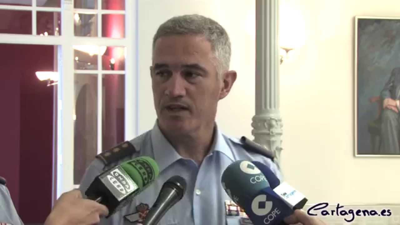 El Nuevo Coronel De La Aga Mantendra La Linea Marcada Por Su Predecesor