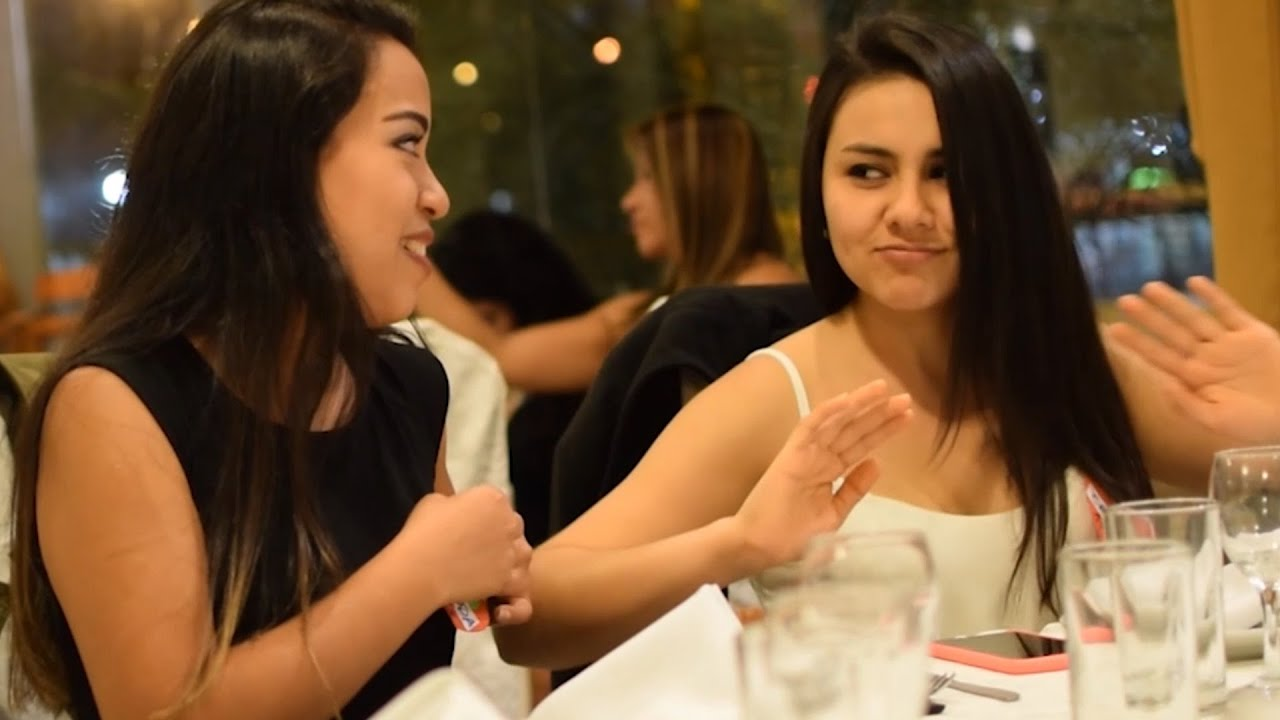 Do Colombian Women TARGET Dating OLDER MEN?