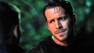 1x03 Knave/Will Scarlet convinces Robin Hood in to stealing gold
