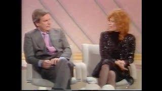 Jill St. John & Robert Wagner - Wogan interview 1987