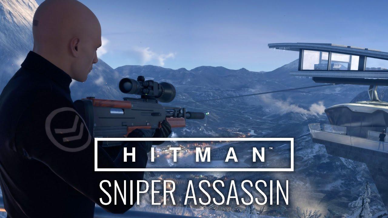 Hitman Episode 6 Hokkaido Japan Situs Inversus Sniper Assassin Silent Assassin Youtube