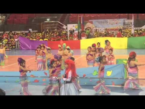 Little Mermaid Dance KG 1 Gracefulness (Philippines Emirates Private School)