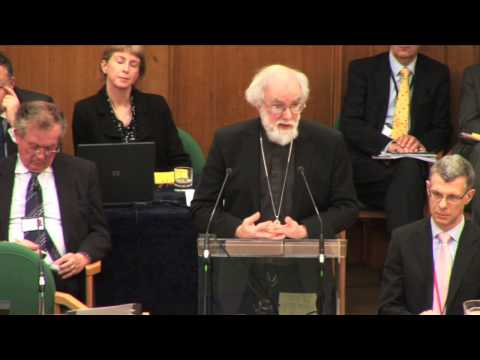 The Archbishop's Presidential Address