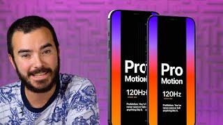 Pro Motion 120hz en iPhone 12 Pro y Más!!