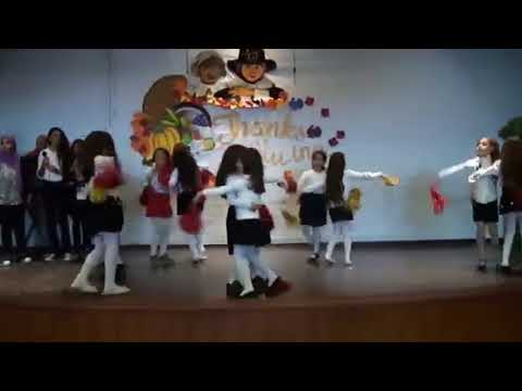 Thanksgiving Day Party at International Modern School Sayed Galal (Cairo, Egypt), Part 4