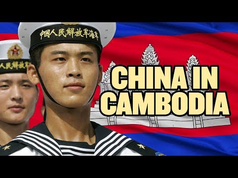 China's Secret Navy Base Plans in Cambodia