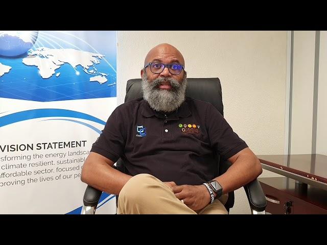 Caricom Energy Month 2020 Launch Clip - Dr G Jackson