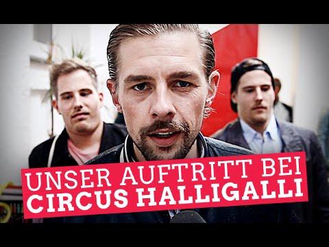 TWIN.TV im TV: Unser Auftritt bei CIRCUS HALLIGALLI!