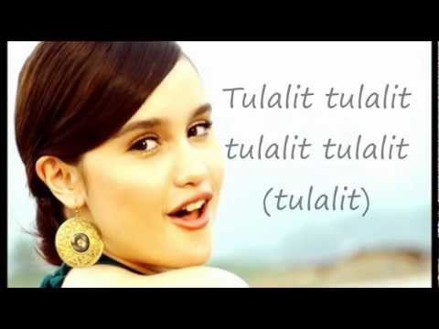 Cinta Laura - Tulalit (Lyrics)