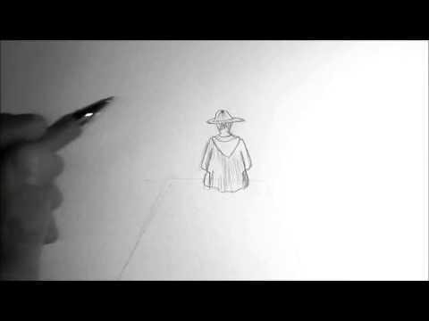 Как нарисовать рыбалку карандашом