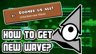 "ILLUMINATI WAVE?!? ""Geometry Dash 2.0"" How to unlock ""Doomed us All!"" achievement!"