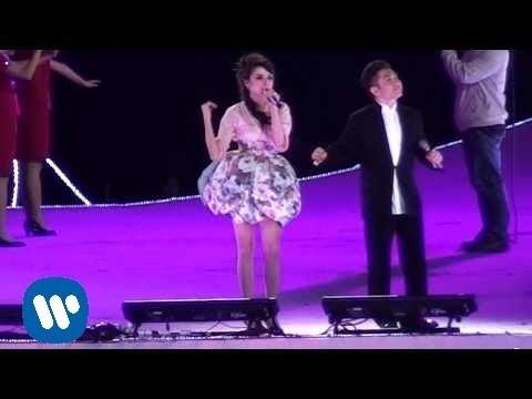 """SIBEL & WU TONG """"Guangdong Draws My Heart"""" (live at opening ceremony of 2009 GIT & CF)"""