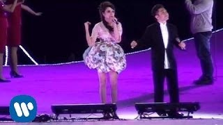 "SIBEL & WU TONG ""Guangdong Draws My Heart"" (live at opening ceremony of 2009 GIT & CF)"