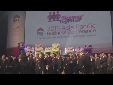 ERA Singapore on Channel NewsAsia SG50 Global Enterprise