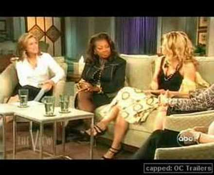 Kelly Rowan On The View