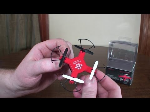 Propel - Quark Micro Drone - Review and Flight