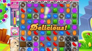 Candy Crush Level 1411  No Boosters