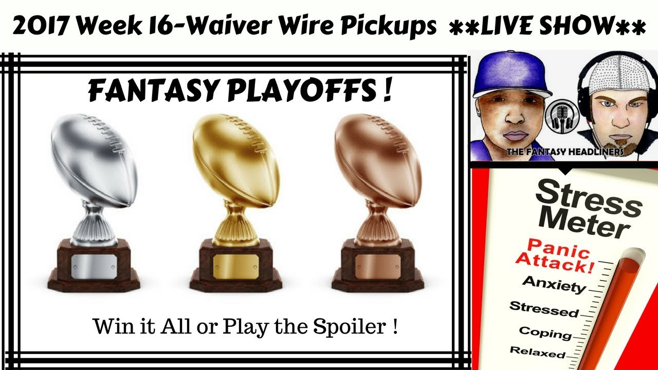 Contemporary Week Two Waiver Wire Pickups Ensign - Wiring Schematics ...