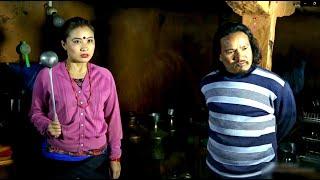 हनुमानेले बुढीलाई माइत पठाएर के गर्यो यस्तो || Meri Bassai Best Nepali Comedy