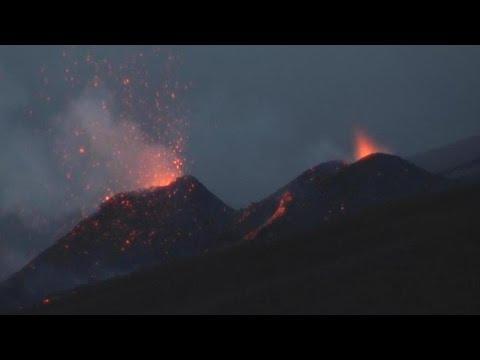 Vulkan In Europa