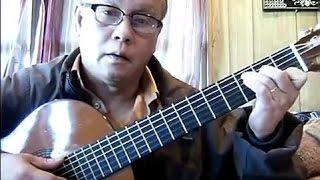 Như Giọt Sầu Rơi (Anh Việt Thu) - Guitar Cover by Hoàng Bảo Tuấn