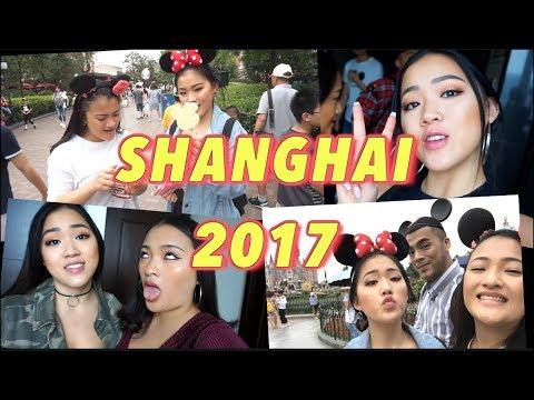 SHANGHAI 2017 // Travel Vlog