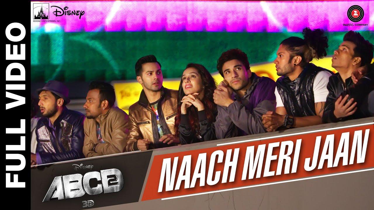 Download Naach Meri Jaan Full Video | Disney's ABCD 2 | Varun Dhawan & Shraddha Kapoor | Sachin Jigar | dance