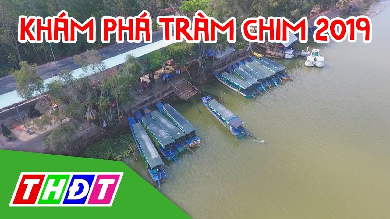 Khám phá một vòng Tràm Chim (Tam Nông) | THDT