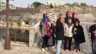 China Day 6 Shantou Sightseeing 汕头好景点 (18 Jan 2015)