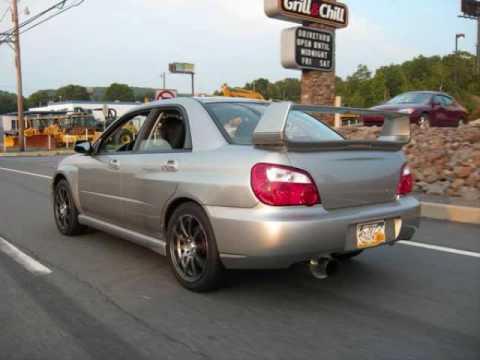 My Subaru Impreza 2 5rs Transformation Youtube