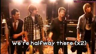 Big Time Rush (BTR) - Halfway There [Lyrics and Download link]