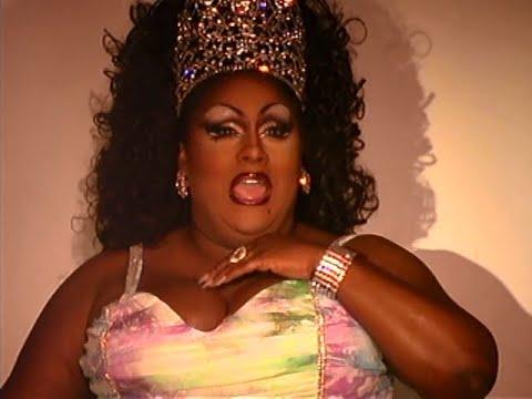 Kelexis Davenport at Miss Gay USofA 2004 preliminary night