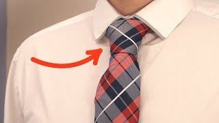 Life Hack - How to Tie a Tie