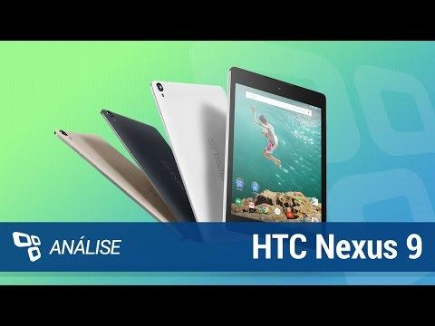Google HTC Nexus 9 [Análise] - TecMundo