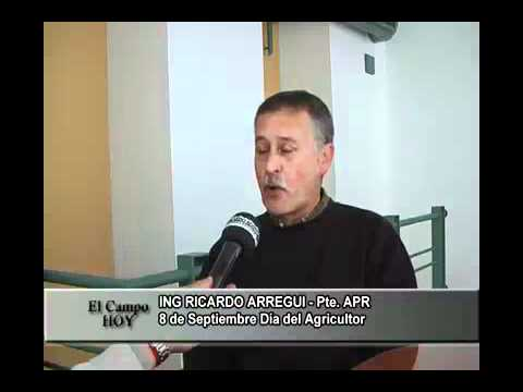 CADENA SUDESTE TV- ING RICARDO ARREGUI DIA AGRICUL...