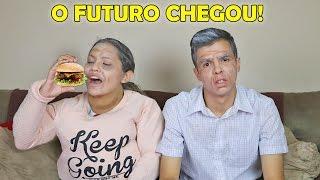 SE VOCÊ PUDESSE VER O FUTURO! - KIDS FUN