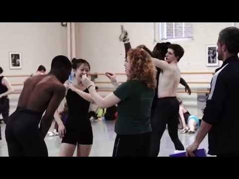 Choreographer Helen Pickett at UNCSA