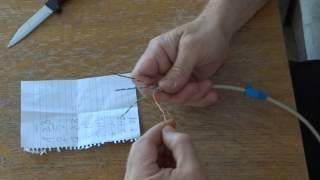 Síťový kabel UTP - RJ45 - výroba kabelu