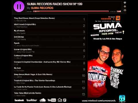 SUMA RECORDS RADIO SHOW Nº 199
