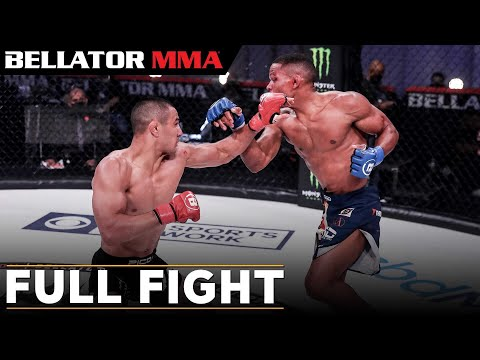 Full Fight | Aaron Pico vs. John De Jesus | Bellator 252